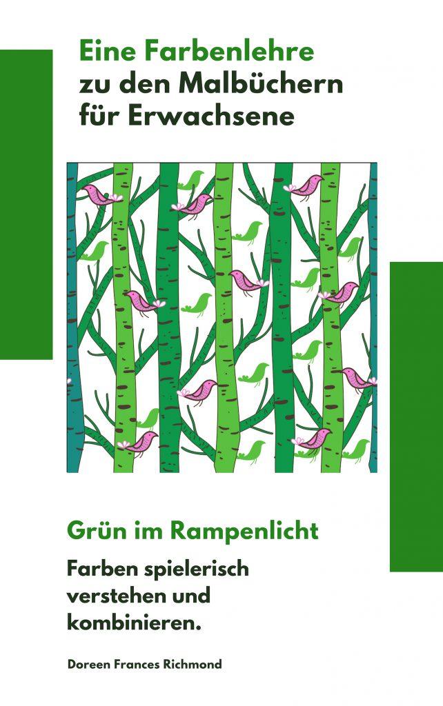 E-Buch Farbenlehre zu Malbüchern